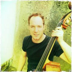 Marc Jenny - Bassist mit Leidenschaft